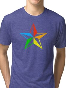 punkstar Tri-blend T-Shirt