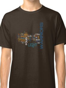 Final Fantasy I Word Cloud Classic T-Shirt