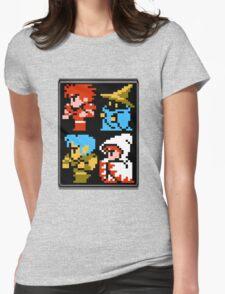 Warriors of Light Womens Fitted T-Shirt