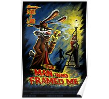 The Man Who Framed Me Poster