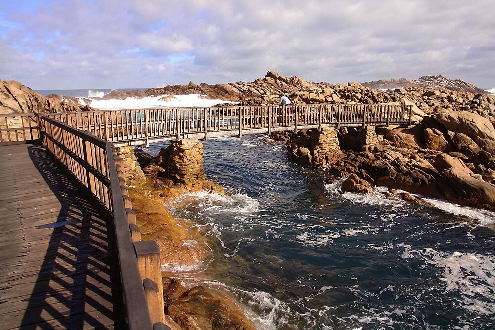 Bridge over troubled waters by georgieboy98
