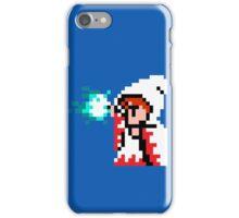 8 Bit White Mage iPhone Case/Skin