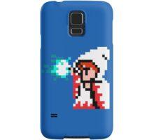 8 Bit White Mage Samsung Galaxy Case/Skin