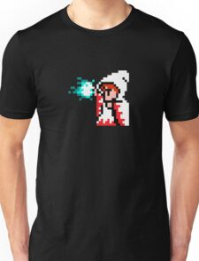 8 Bit White Mage Unisex T-Shirt