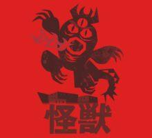 Big Hero 6 Fred's Kaiju Shirt by TylerMannArt