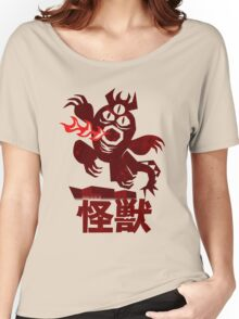 Big Hero 6 Fred's Kaiju Shirt Women's Relaxed Fit T-Shirt