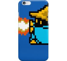 8 Bit Black Mage iPhone Case/Skin