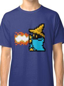 8 Bit Black Mage Classic T-Shirt