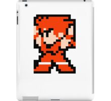 8 Bit Fighter iPad Case/Skin