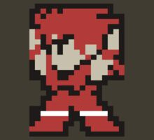 8 Bit Fighter by Ryan Bamsey