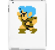 8 Bit Thief iPad Case/Skin