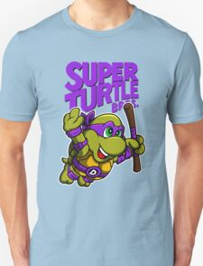 Super Turtle Bros - Donnie T-Shirt