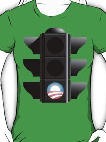 greenlight go OBAMA! T-Shirt