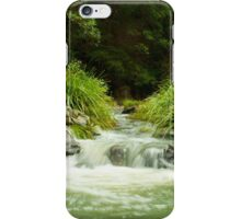 Where the waters flow iPhone Case/Skin