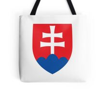 Roundel of the Slovak Air Force  Tote Bag