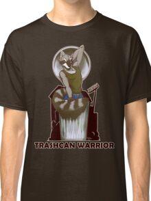 Trashcan Warrior Classic T-Shirt