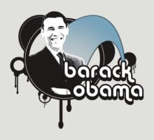 barack obama : retro o's by asyrum