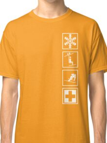 up and down I Classic T-Shirt