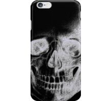 Skull X-Ray  iPhone Case/Skin