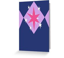 Mighty Morphin Power Pony - Magic! Greeting Card