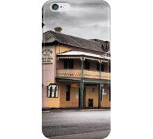 Country Pub II iPhone Case/Skin