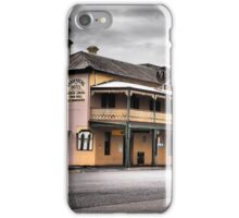 Country Pub II iPhone Case/Skin