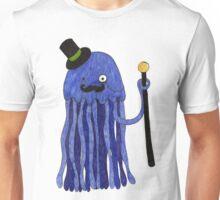 Mr Stinger the Gentleman Jellyfish Unisex T-Shirt