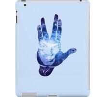 Spocks Hand - Leonard Nimoy Geek Tribute iPad Case/Skin
