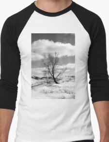 Windblown on the Dune Men's Baseball ¾ T-Shirt