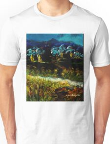 Dancing Waters, Acrylic painting Unisex T-Shirt