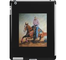Around the Barrel iPad Case/Skin