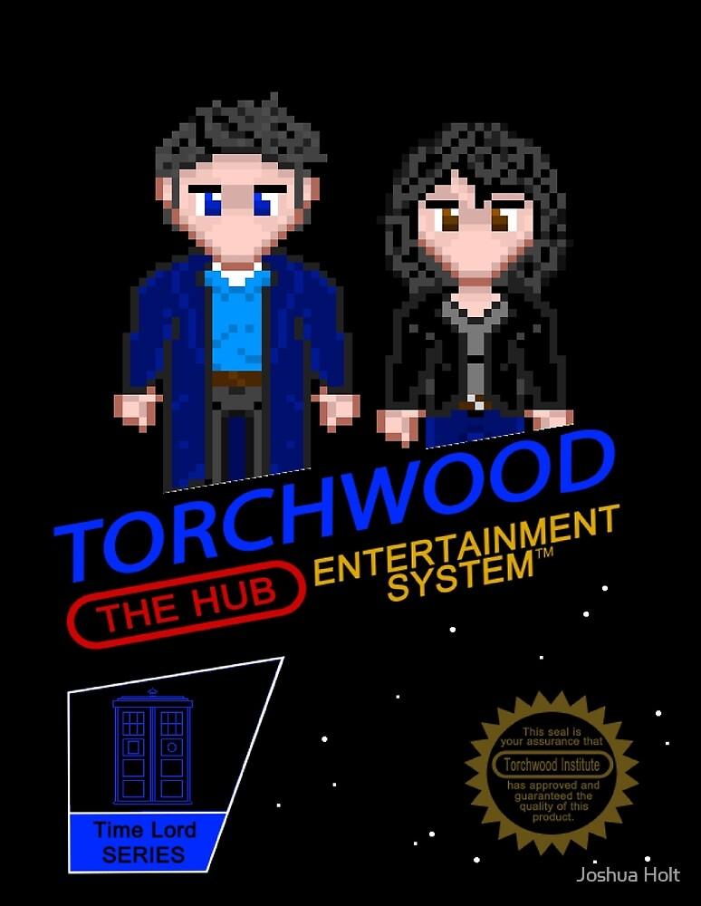 NINTENDO: NES Torchwood  by Joshua Holt