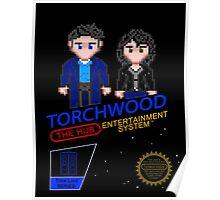 NINTENDO: NES Torchwood  Poster