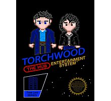 NINTENDO: NES Torchwood  Photographic Print