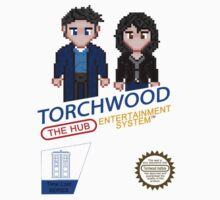 NINTENDO: NES Torchwood  Kids Clothes