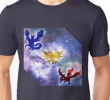 Legendary Galaxy Birds Unisex T-Shirt