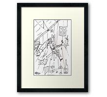 DARLING, I LOVE YOU(C2007) Framed Print