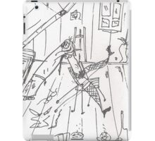 DARLING, I LOVE YOU(C2007) iPad Case/Skin