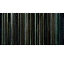 Fight Club 2000 Bars Photographic Print