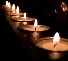 Candles by squires