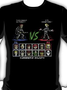 Super 80's Good Vs. Evil! T-Shirt