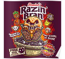 Razin' Bran Poster