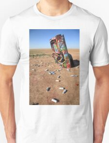 Route 66 - Cadillac Ranch T-Shirt