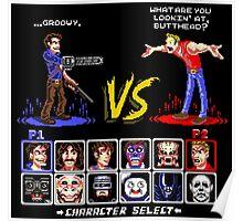 Super 80's Good Vs. Evil 2! Poster