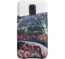 Route 66 - Cadillac Ranch Samsung Galaxy Case/Skin