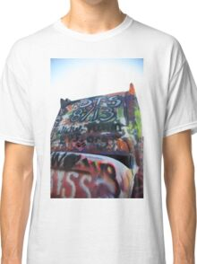 Route 66 - Cadillac Ranch Classic T-Shirt