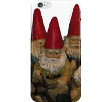 Keep Your Goals Away from the Trolls iPhone Case/Skin