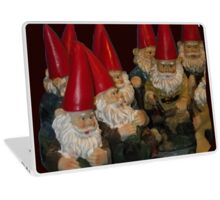 Keep Your Goals Away from the Trolls Laptop Skin