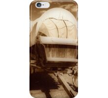 Conastoga Wagon iPhone Case/Skin