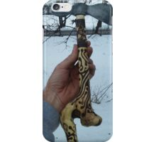 Mulberry Axe iPhone Case/Skin